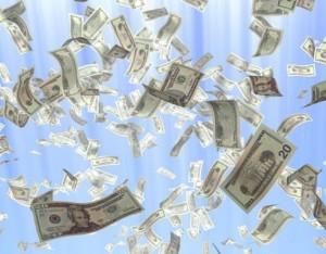 Siūlome pinigus jūsų šventei